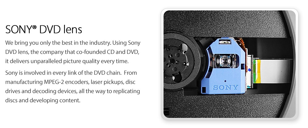 HD02 Easy-to-install 9' high resolution superior quality active headrest DVD USB SD player with 32-bit game Free wireless IR headphones 12V cigarette lighter receptacle power source
