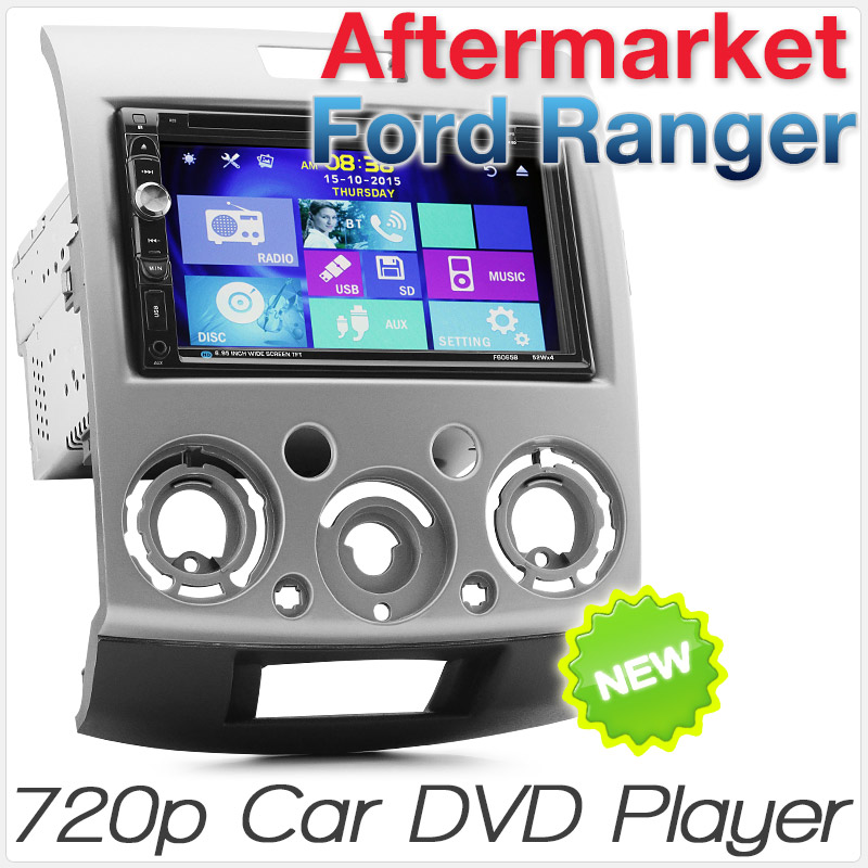 "7"" Dedicated Ford Ranger car DVD player"