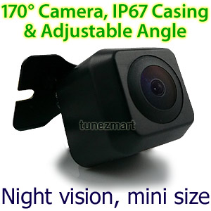 170° Wide Angle Waterproof IP67 Adjustable Angle